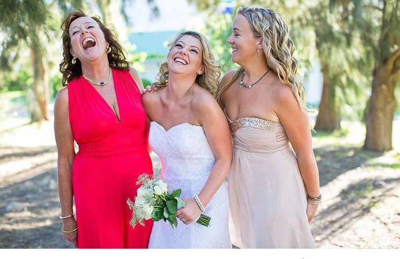 Wedding at Groote Vallei